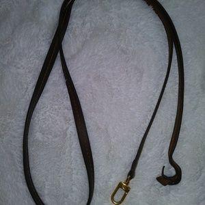 Authentic~ Louis Vuitton~Crossbody Strap